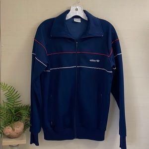 ADIDAS Vintage Track Trefoil Activewear Jacket M